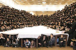 Belz tisch. leaving charedi judaism